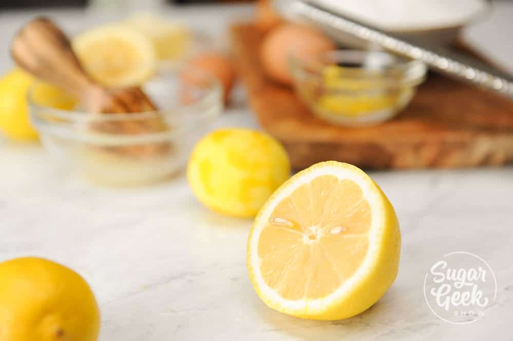 How Much Lemon Extract To Use In Cake