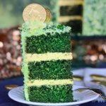 St Patrick's Day Cake