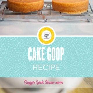 Cake Goop Recipe