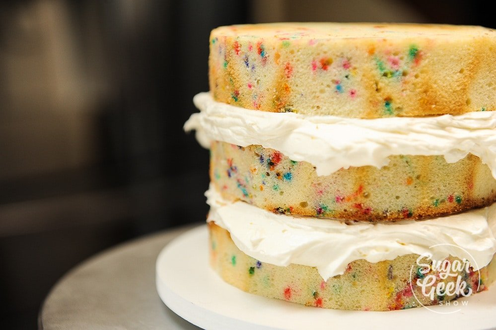 Funfetti Cake Recipe From Scratch Video Tutorial
