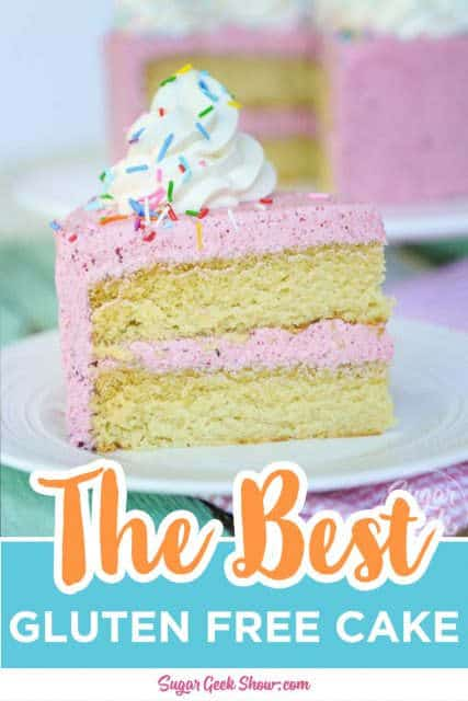 gluten free cake pin