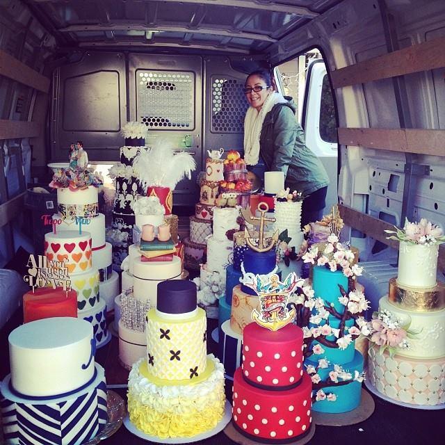 liz marek cakes