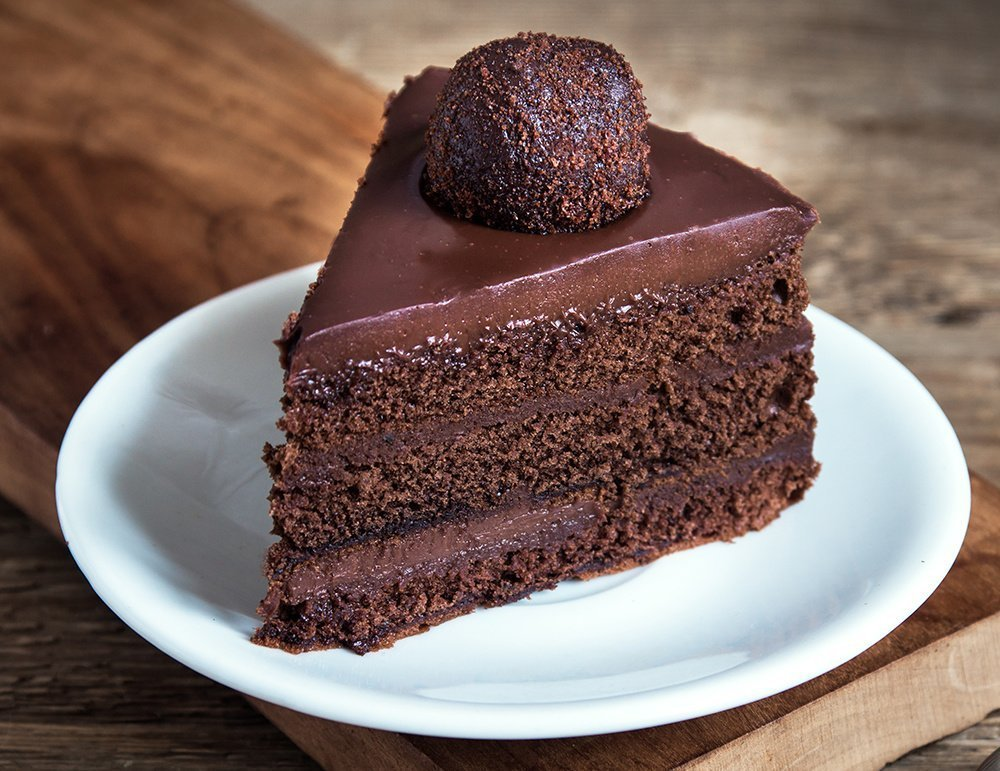 how to make firm chocolate ganache