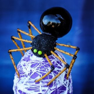 gelatin bubble spider