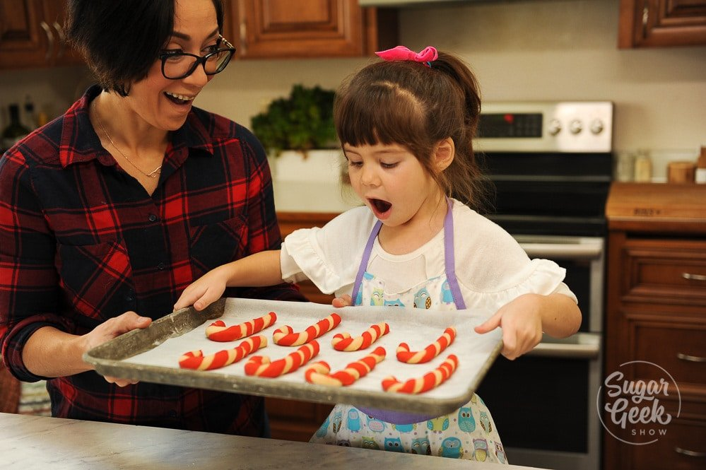 easy christmas cookies to bake with kids