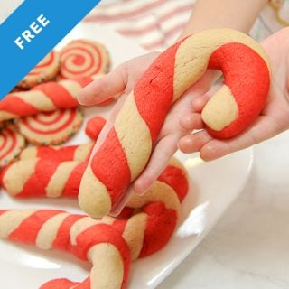 easy christmas cookies to bake with your kids