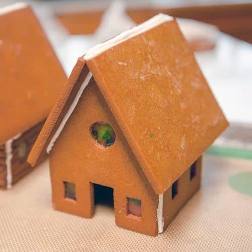 Gingerbread House Recipe Template Video Tutorial Sugar Geek Show