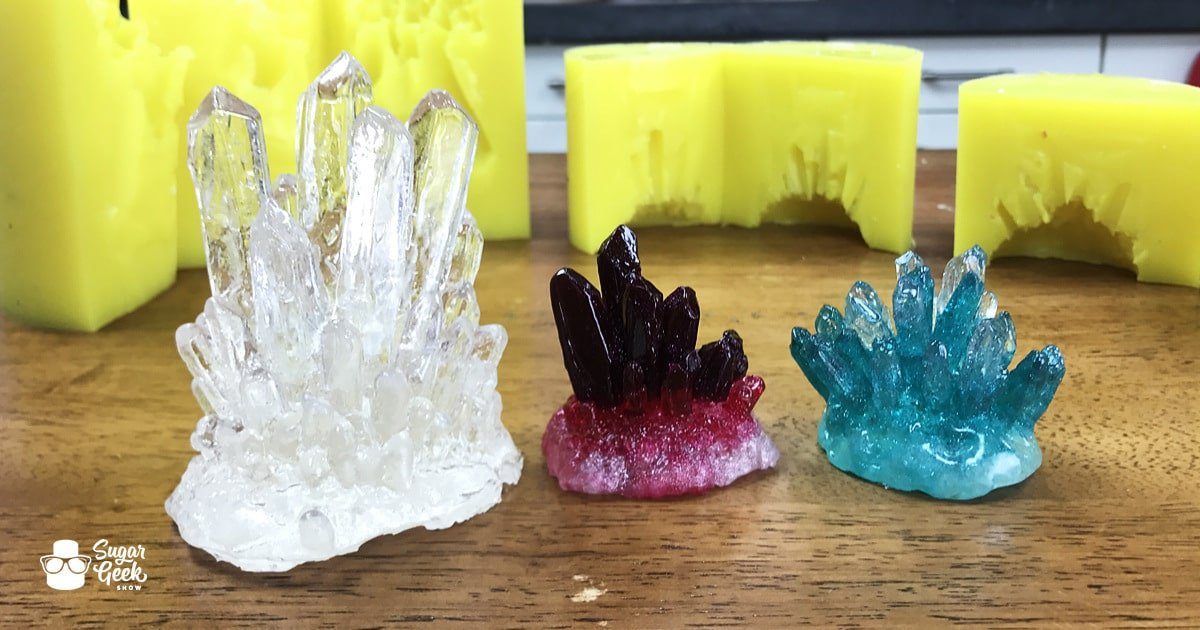 crystal molds