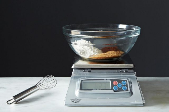 baking gift kitchen scale