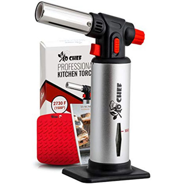 baking gift kitchen torch