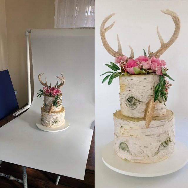 baking gifts photography backdrop