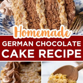 german chocolate cake pin