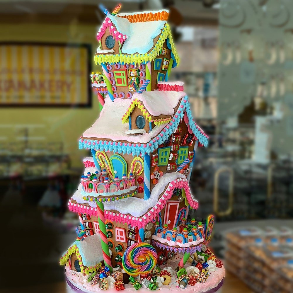Simple Gingerbread House Recipe: Gingerbread House Inspiration (Top 10)