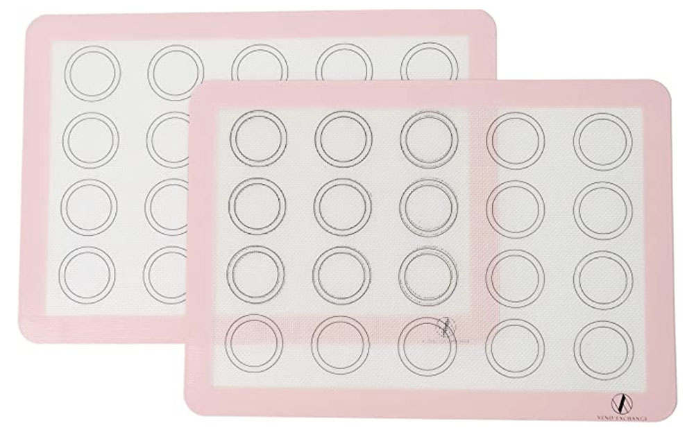 the best macaron silicone mat