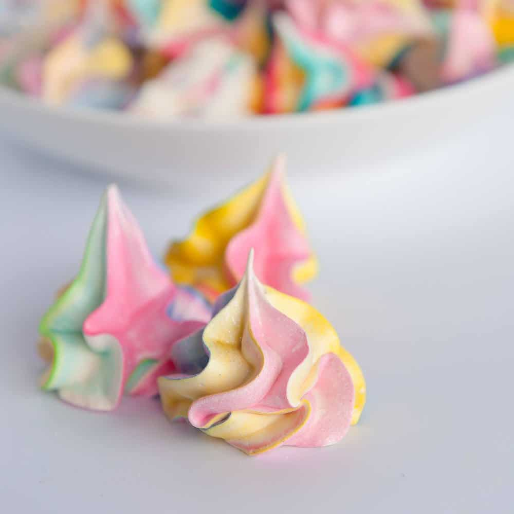 how to make meringue cookie recipe
