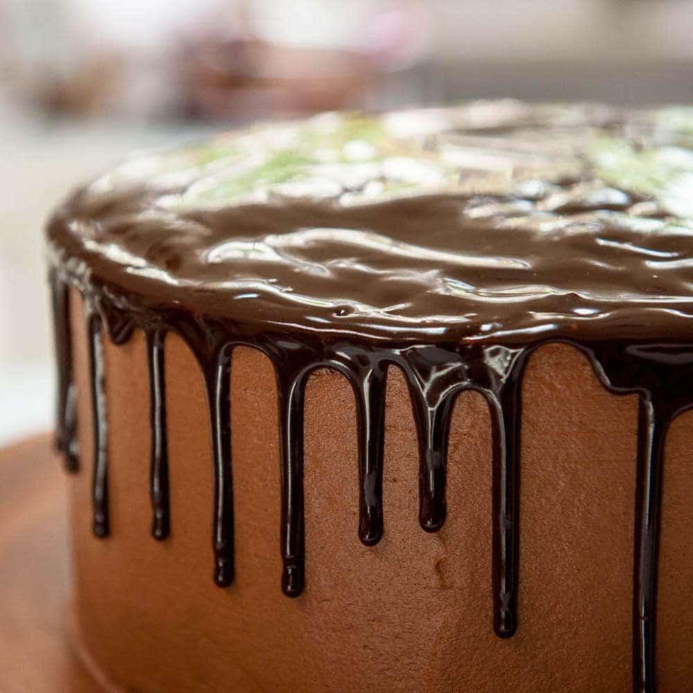 Chocolate Drip Recipe