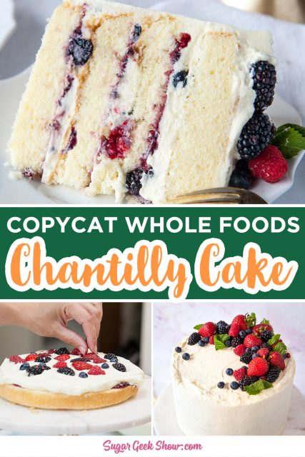 berry chantilly cake pinterest image