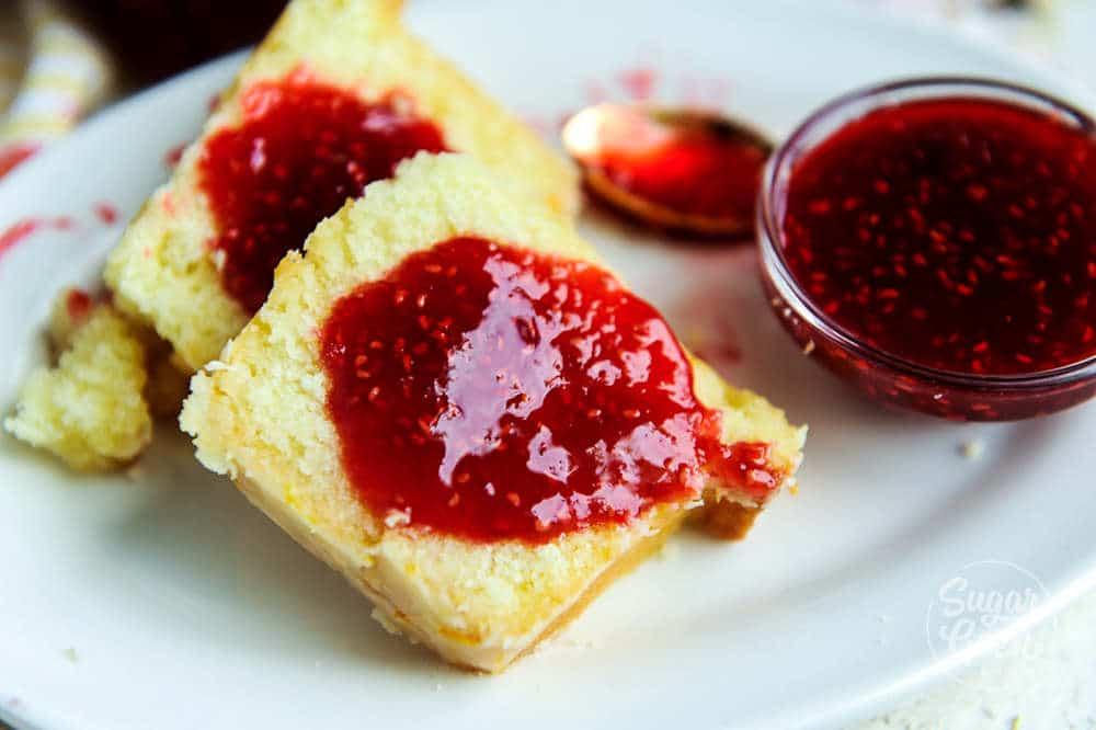 raspberry filling for cake