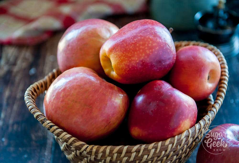 what apples are best for applesauce