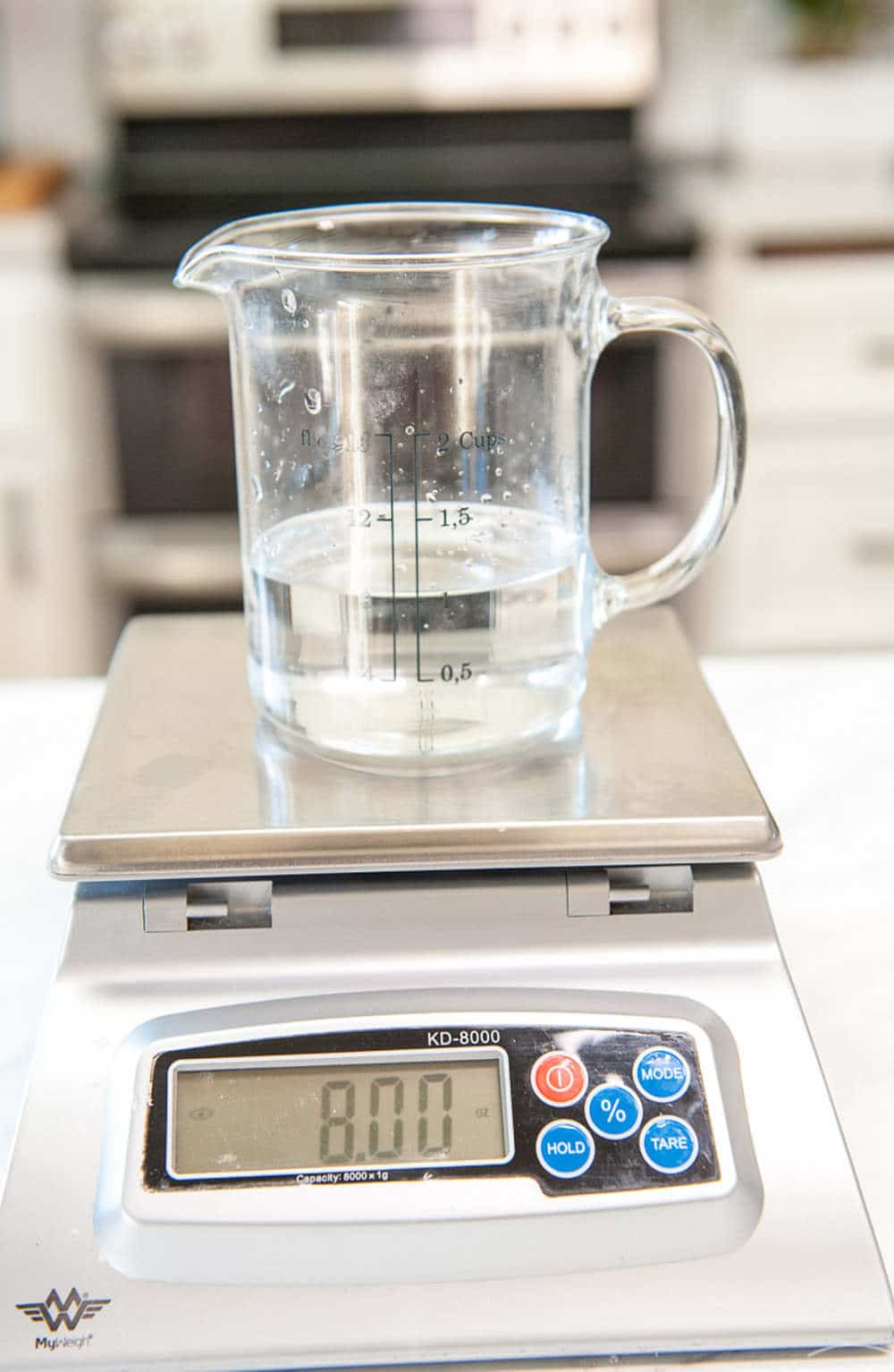How To Use A Digital Kitchen Scale For Baking Sugar Geek Show