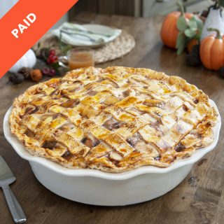 Giant Apple Pie Cake Online Course