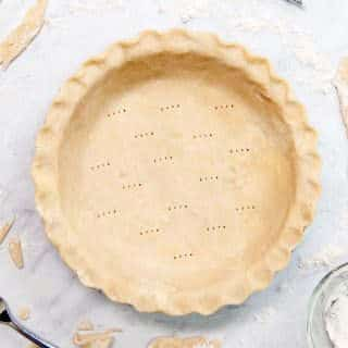 mealy pie dough recipe