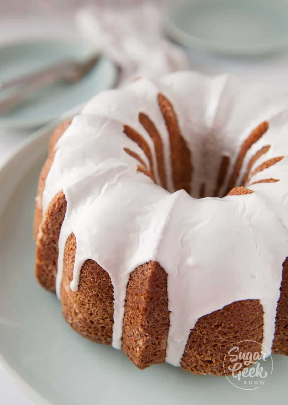 bundt cake glaze