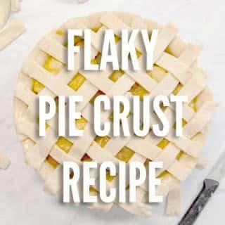 flaky pie crust
