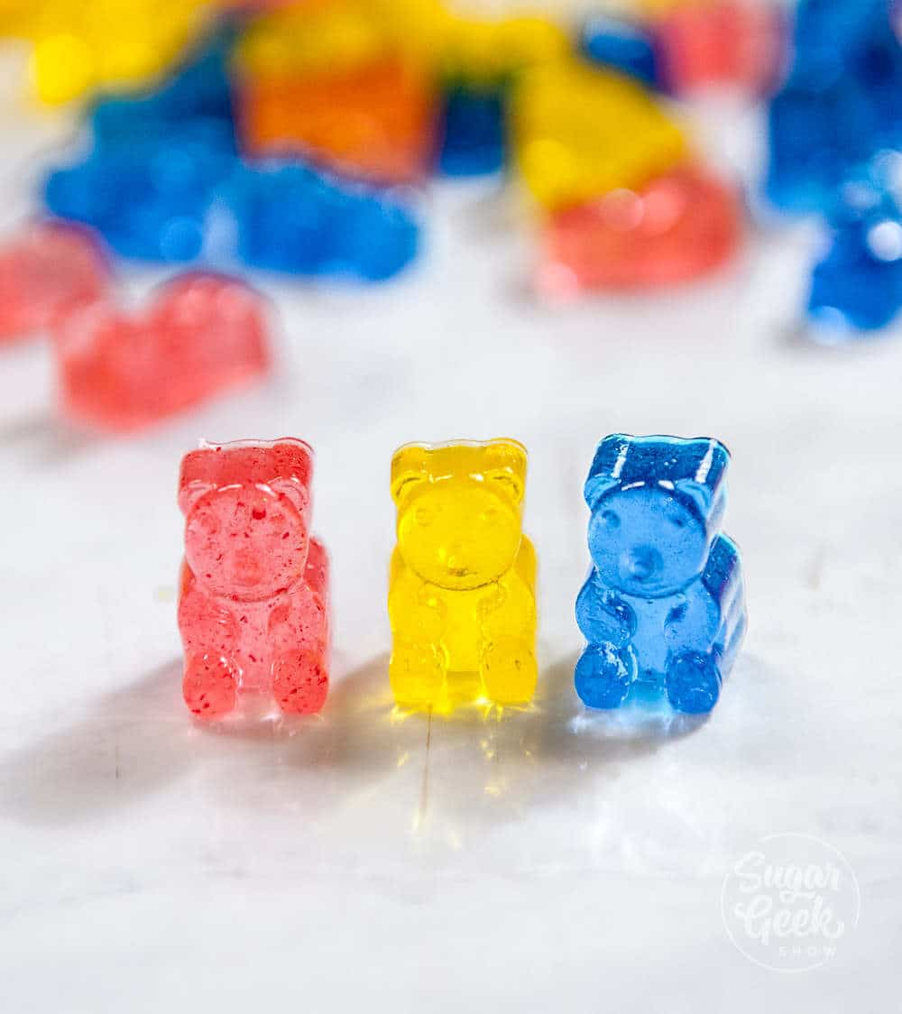 gummy bear recipe