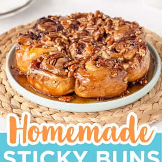 sticky buns pin