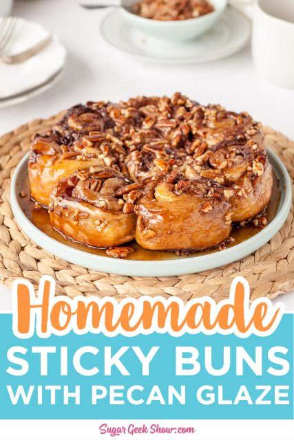 sticky buns pin