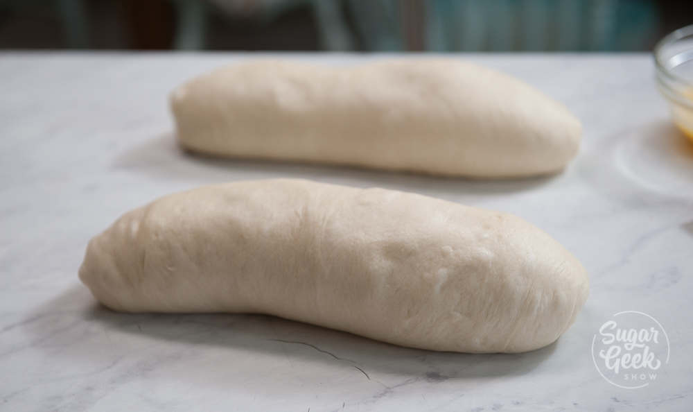 make sure the skin of the dough is tight and smooth