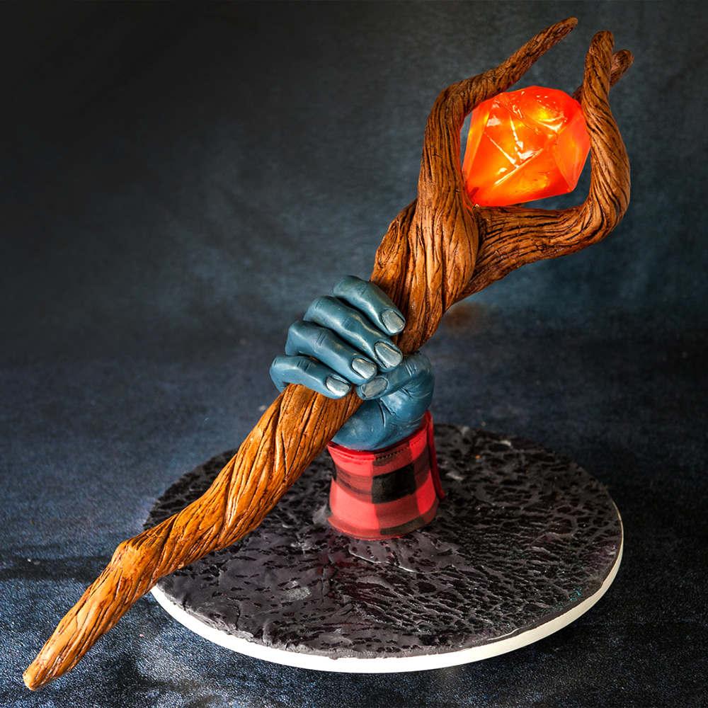 onward wizard staff tutorial