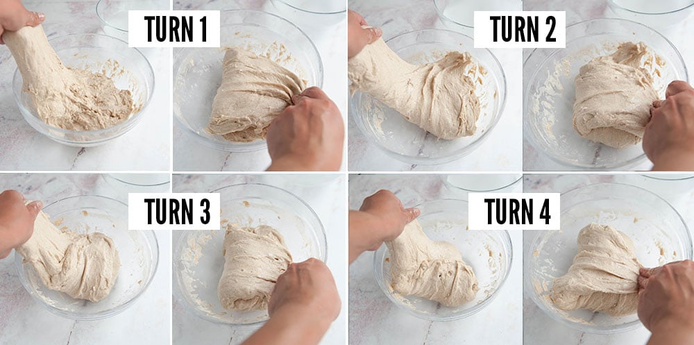 Beginners Sourdough Bread Recipe Step-By-Step + Video Tutorial – Sugar Geek Show