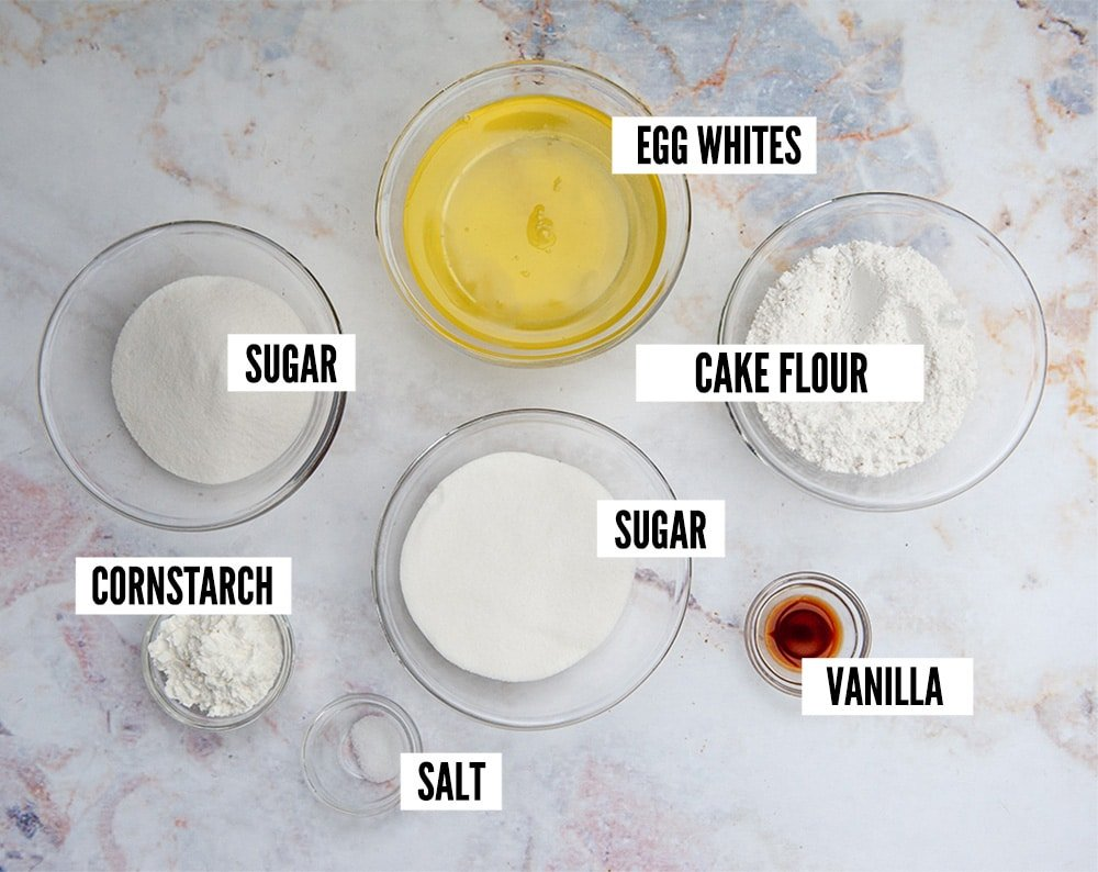 angel food cake recipe ingredients