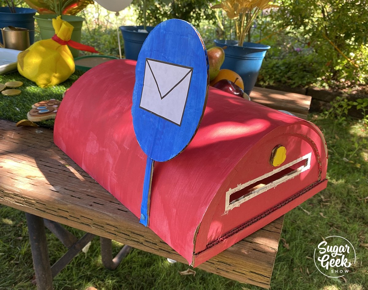 animal crossing mailbox