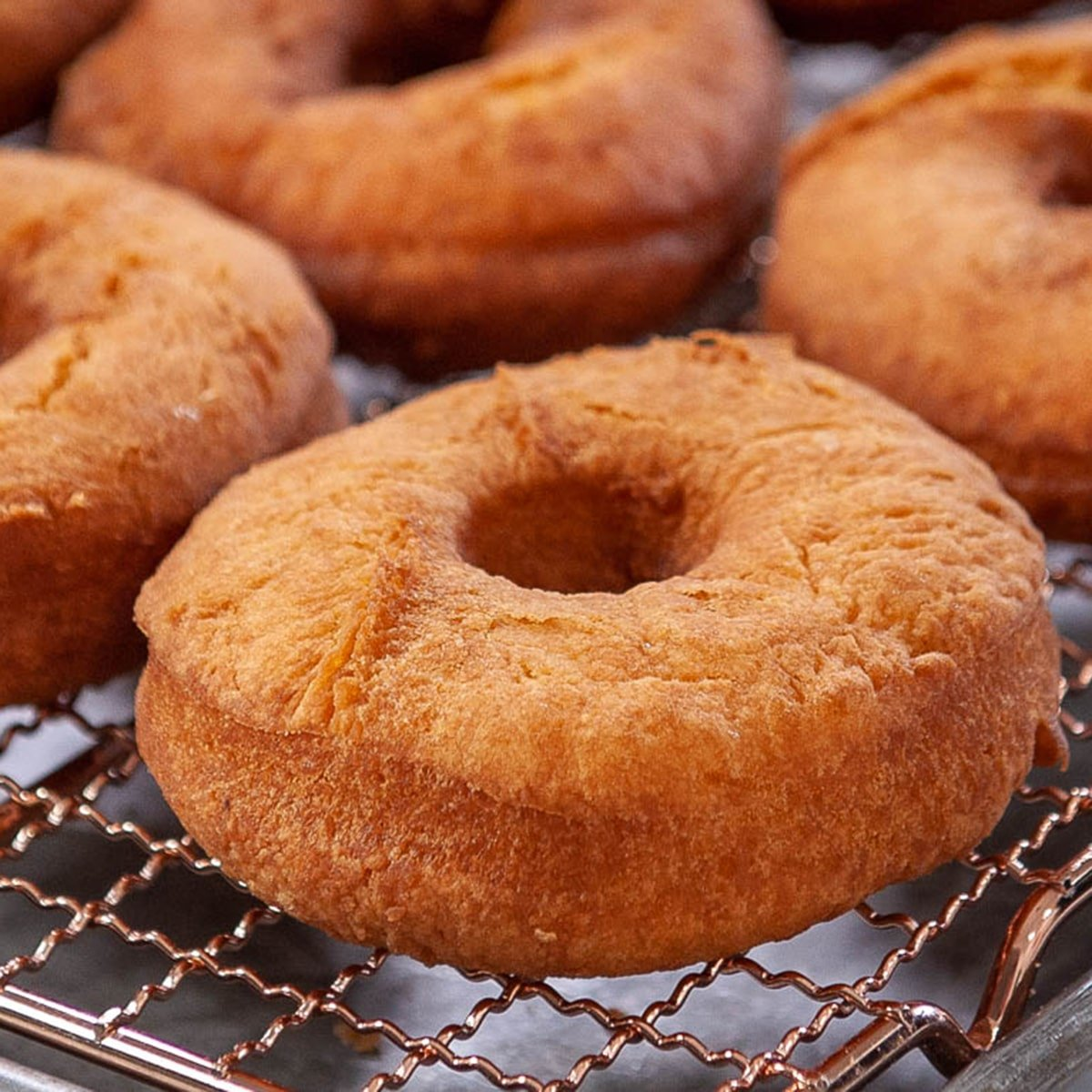 Classic Fried Cake Donut Recipe Glaze Options Sugar Geek Show