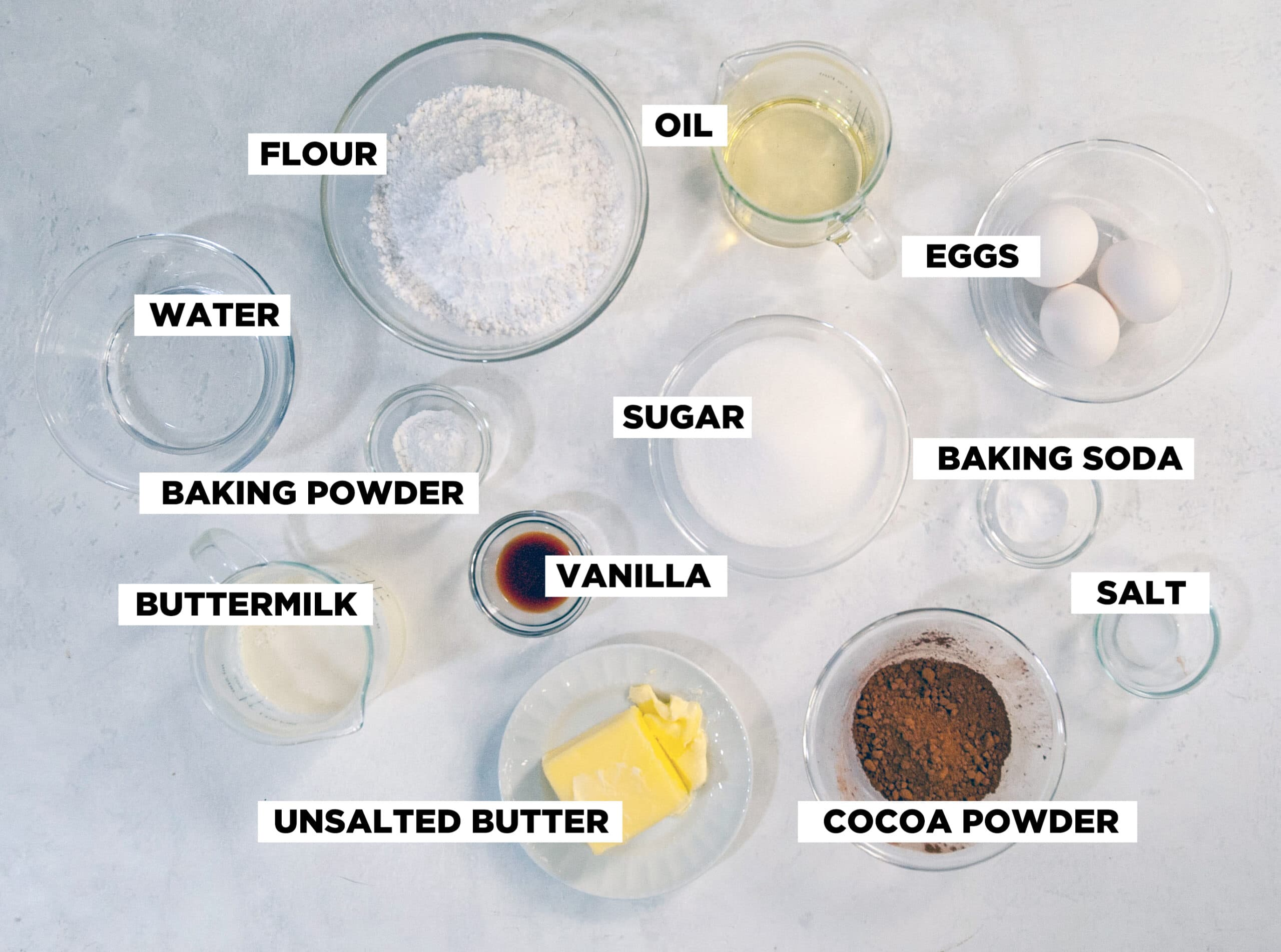 smash cake ingredients