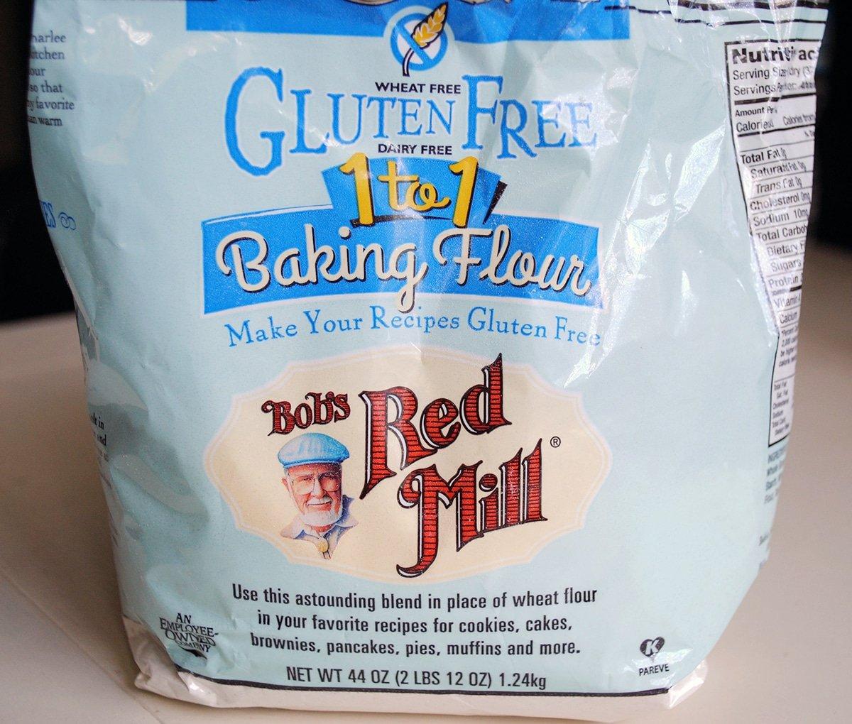 farina senza glutine
