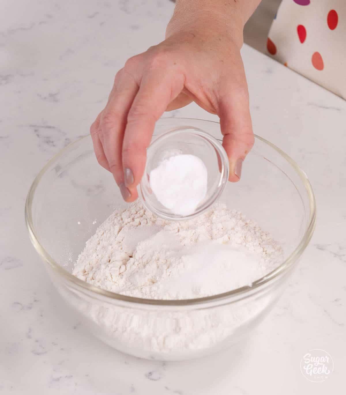 lemon pound cake dry ingredients